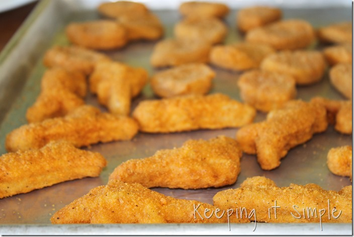 Tyson nuggets (2)