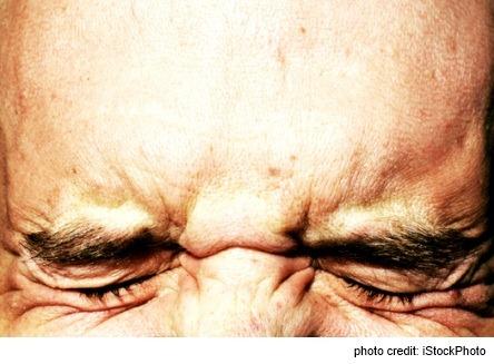 pain-forehead