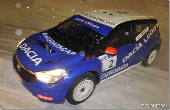 Dacia Lodgy Glace Alpe d Huez 01