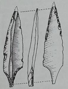 Punta pedunculada
