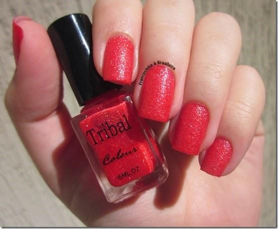 Tribal colours vermelho (BPS)