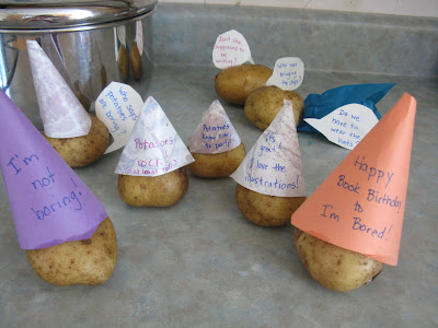 AndreaMack PotatoCelebration