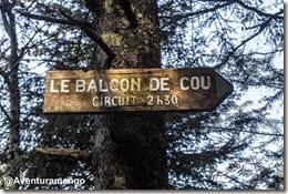 Balcon de Cou, França