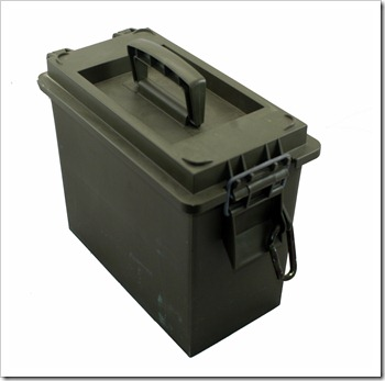 Ammo Box Car Kit