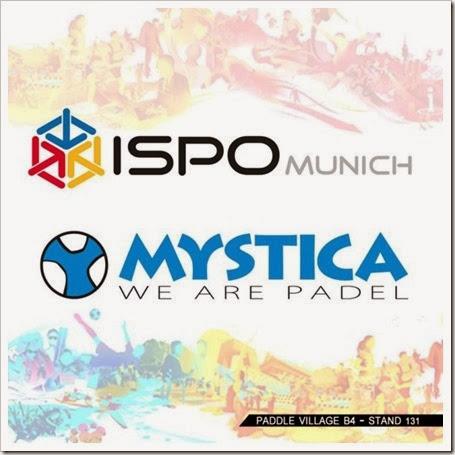 Mystica estará en la ISPO Munich 2014 del 26 al 29 de Enero de 2014.