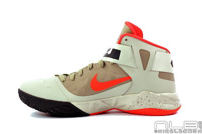 lebrons soldier6 bamboo 02 web The Showcase: Nike Zoom LeBron Soldier VI (6) Bamboo
