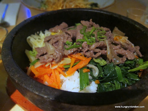  BIBIMBAP (Soho)