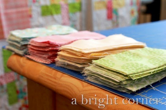 Sewing with A Bright Corner