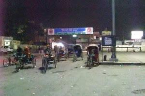 Amritsar Station Ricshaws