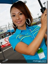 Paddock Girls Grand Prix of Japan 02 October 2011 Motegi Japan (3)