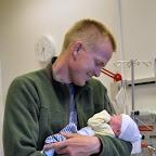 Magne og hans meget stolte far!