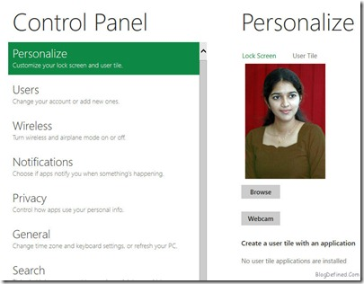 How to Change Profile Picture in Windows_8
