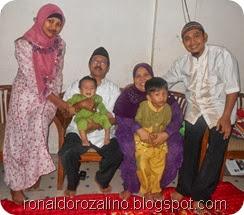 Merayakan Idul Adha Bersama Keluarga Besar CV. Jembatan Merah