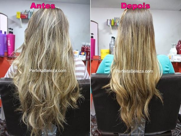cabelos danificados, keramax óleo de argan, hidratação profunda