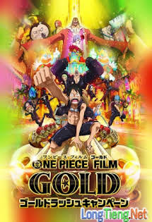 Đảo Hải Tặc: Gold - One Piece Film: Gold