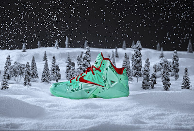 nike lebron 11 xx christmas pack 5 13 Nike Unveils KD 6, Kobe 8, and LeBron 11 Christmas Pack