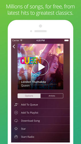 Saavn  Bollywood Music and Radio2