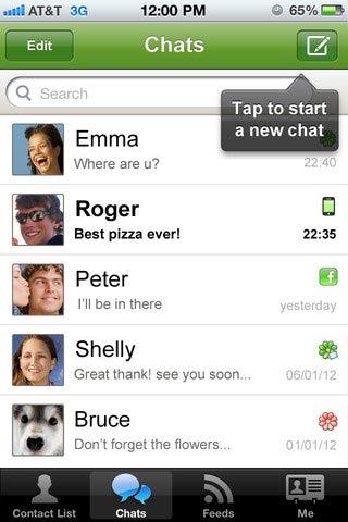 ICQ-Messenger