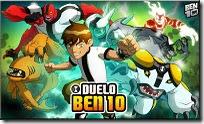Jogo Duelo Ben 10 ONLINE GAME