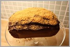 Ginger Choc Loaf