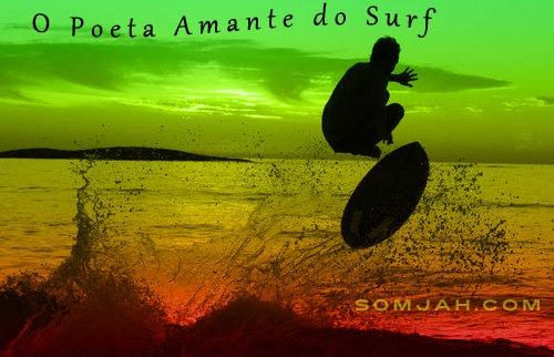 poeta amante do surf
