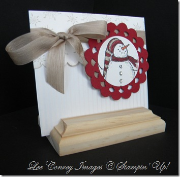 Envelope Gift Card Holder 013