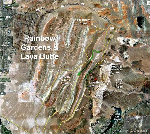 Kens Photo Gallery Lava Butte Rainbow Gardens