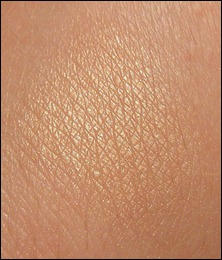 L'Oreal Golden Pearl Bronzer Swatch