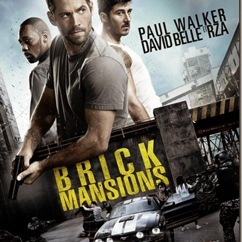 พันธุ์โดด พันธุ์เดือด [เสียงไทยโรง] Brick Mansion (2014)