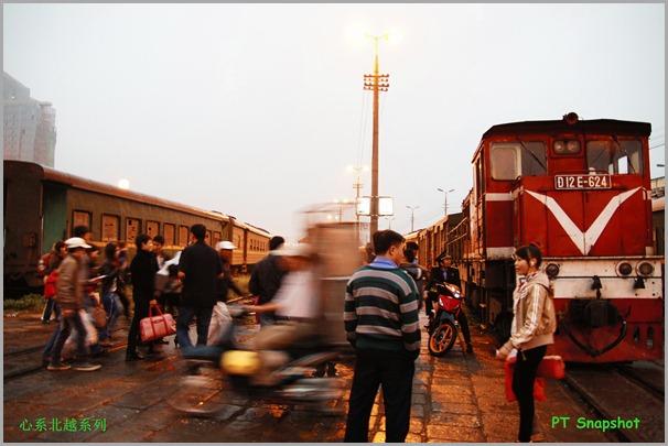 河内火车站
