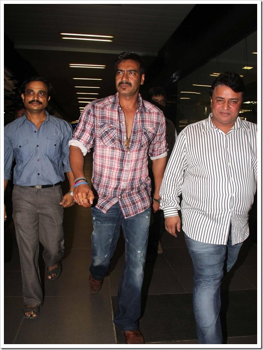 Ajay Devgan latest