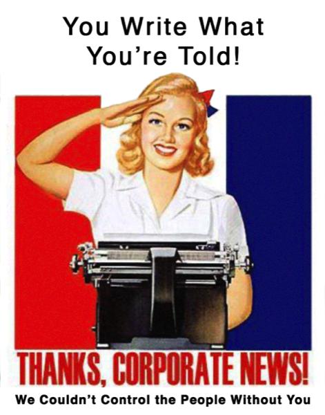 Me propaganda CorporateNews