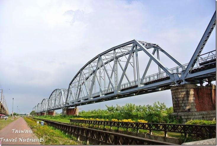 大樹舊鐵橋天空步道 (1)