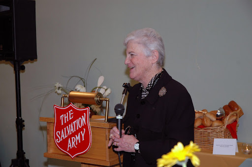 salvation army job search