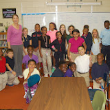 WBFJ Cici's Pizza Pledge - HD Isenberg Elementary - Ms. Troutman's 4th Grade Class - Salisbury - 9-1