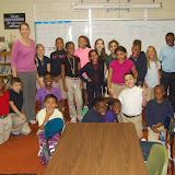 WBFJ Cici's Pizza Pledge - HD Isenberg Elementary - Ms. Troutman's 4th Grade Class - Salisbury - 9-1