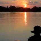 Sonnenuntergang über dem Shire, Liwonde NP; Malawi © Foto: René Schmidt | Outback Africa Erlebnisreisen