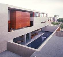 Casa-moderna-con-piscina-planos-casa-de-lujo