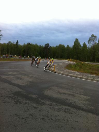Arlanda Test Track Race