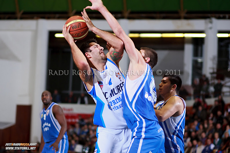 BC Mure &#8211; BCA Piteti 90:87