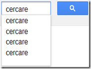 Come cercare contenuti in un sito che non ha il motore di ricerca
