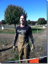 tough mudder-mud shot