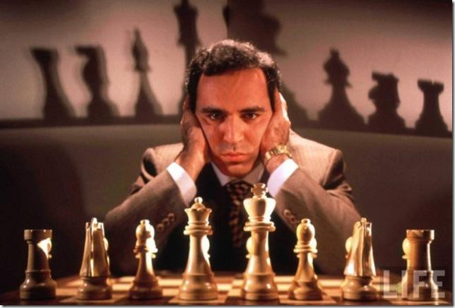 5-Garry Kasparov