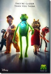 The Muppets - cartaz do filme