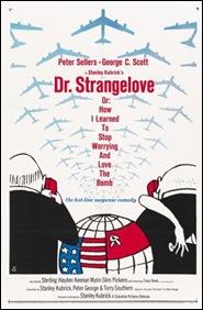 Dr. Strangelove - poster