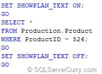 showplan_text