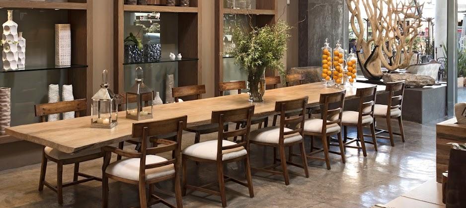 Diseño de interiores Ejemplo de Comedor 12 SIllas