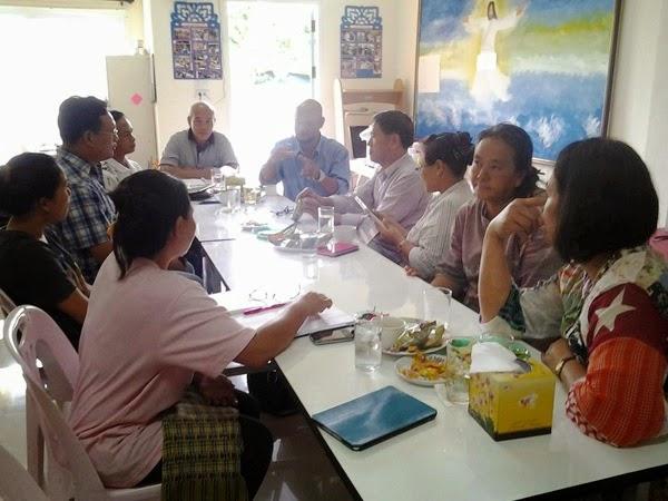 NCWA Meeting
