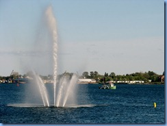 7771 Ontario  - Sault Ste Marie - Millenium Fountain