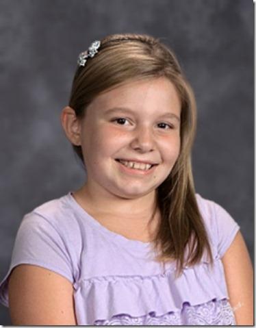 Kelsie 2012 school pic